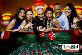 Do you want to work at a Big Casino? Matriculants invited for Dealer job-training or learnership