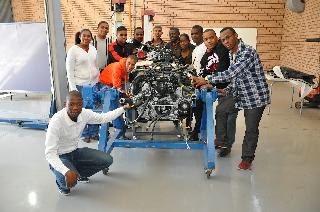 Matriculants Wanted MBSA Motor Mechanic Apprenticeship