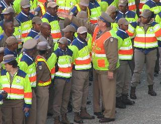 Police Learnership For Jobless Matriculant At Stellenbosch