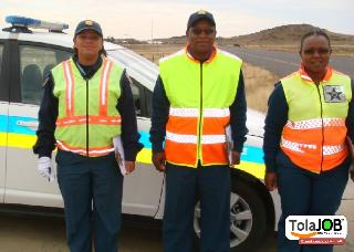 Do you want to be a Traffic Officer? Matriculants, with NO WORK EXPERIENCE, are wanted for traffic officer job-training or learnership