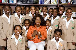 Grade 7-8 Pupils Wanted For Oprah Winfrey School For Girls