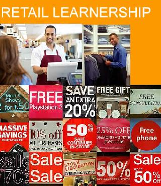 Retail Store Sales Learnership