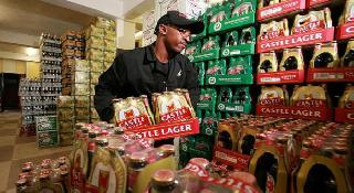SAB Miller Supply Chain Warehouse Learnership