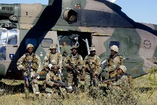 SANDF Defense Intelligence Wants Unmployed Youth