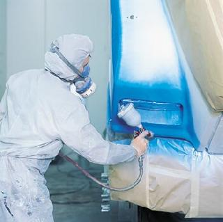 Imperial BMW Spray Painting & Panel Beating Apprenticeships