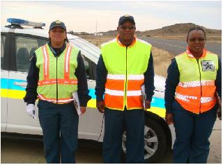 Traffic Officer Training For Matriculants In Bushbuckridge