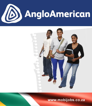 Anglo American Mining And Engineering Bursary for 2014 / 2022