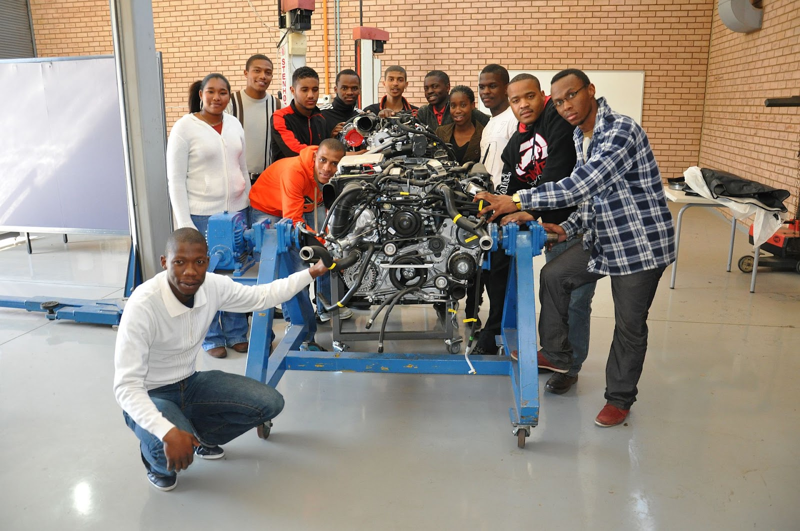 Diesel Fitter And Mechanic Apprenticeship Programme for 2014
