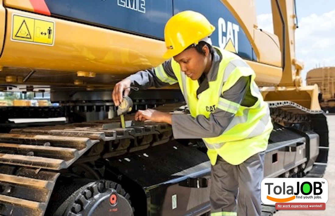 Barloworld Equipment, a big company in South Africa, invites unemployed matriculants for Job-training or learnership for 2018