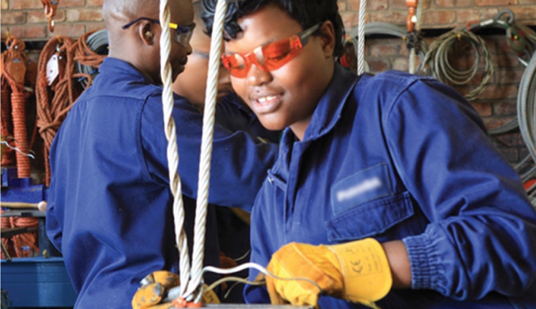 Harmony Gold Wants Matriculants For Fitting Learnership for 2016