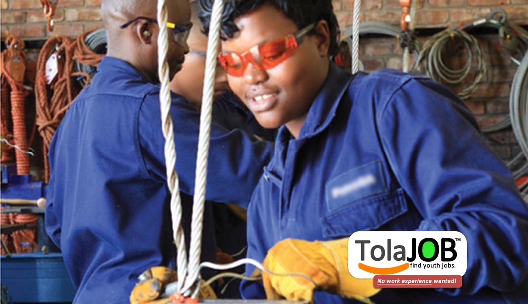 Rio Tinto, a big mining company, invites unemployed youth for Fitting job-training or learnership in KZN  for 2018
