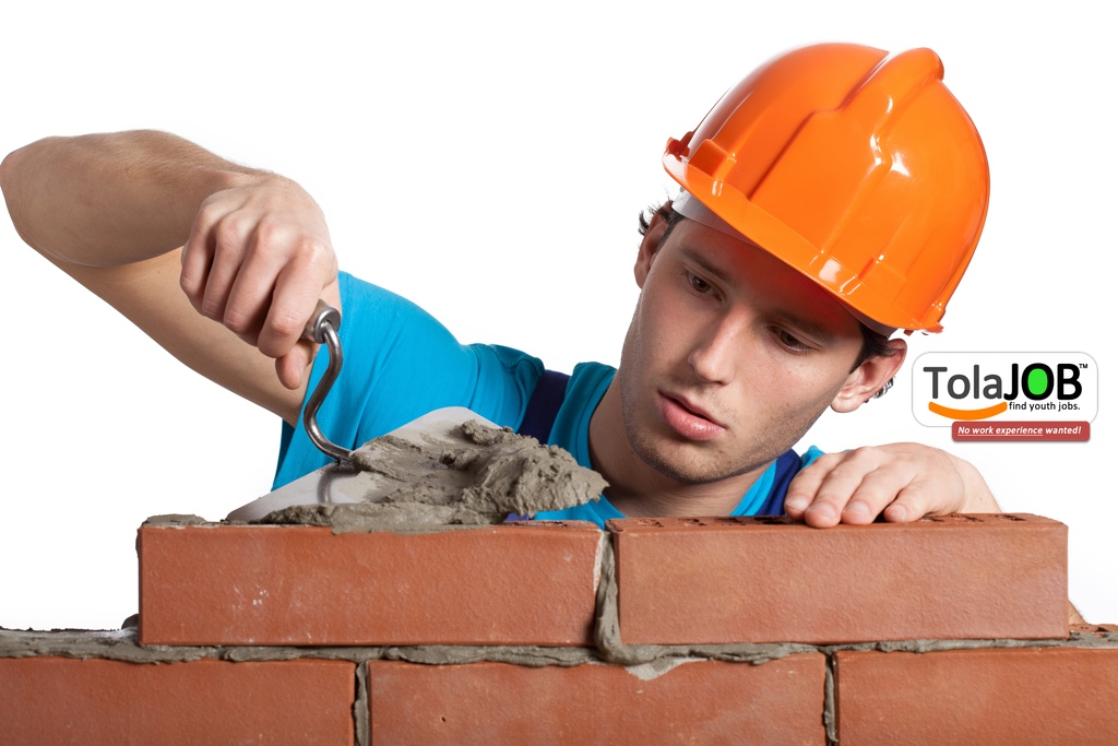 NAFBI, a construction body, invites unemployed youth for Bricklayer Job-training or apprenticeship in Eastern Cape/Limpopo for 2018