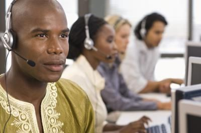 Contact Centre Agent for
