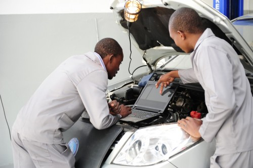 Motor Vehicle Apprenticeship Or Learnerships