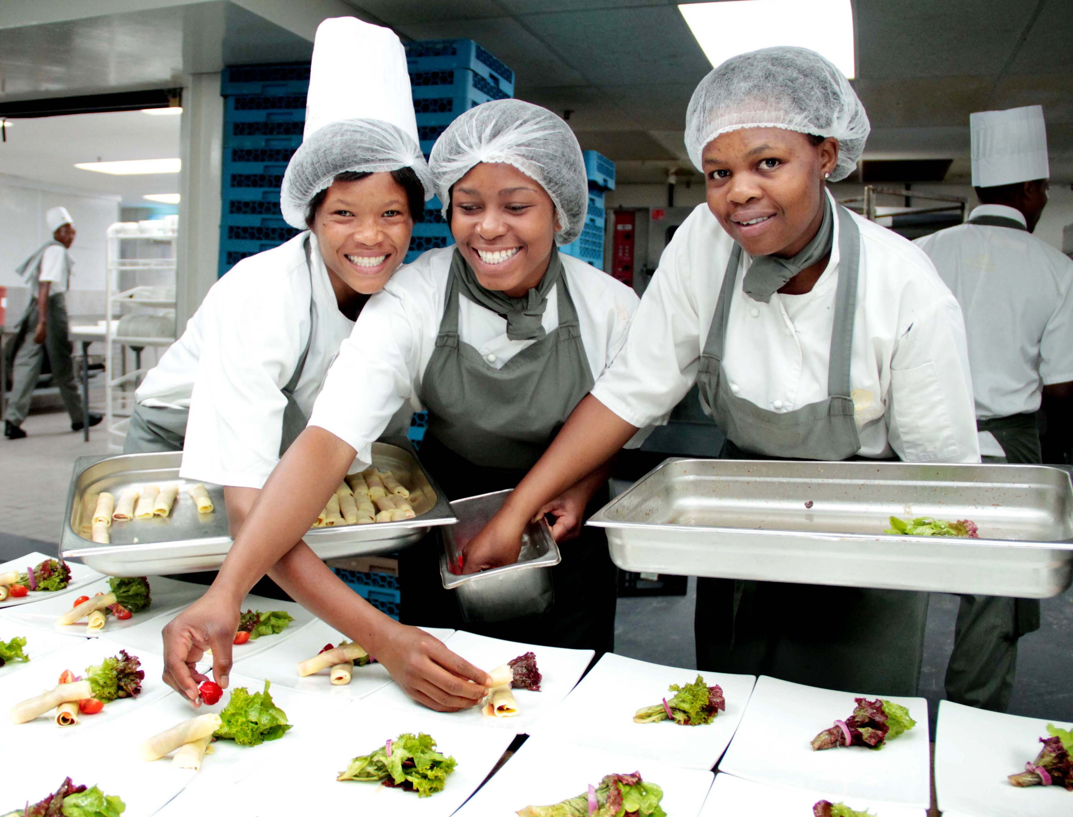 Unemployed matriculants invited for Chef job-training or learnership in KZN for 2018