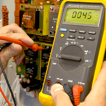 Electrical Engineering Internship for 2014 / 2022
