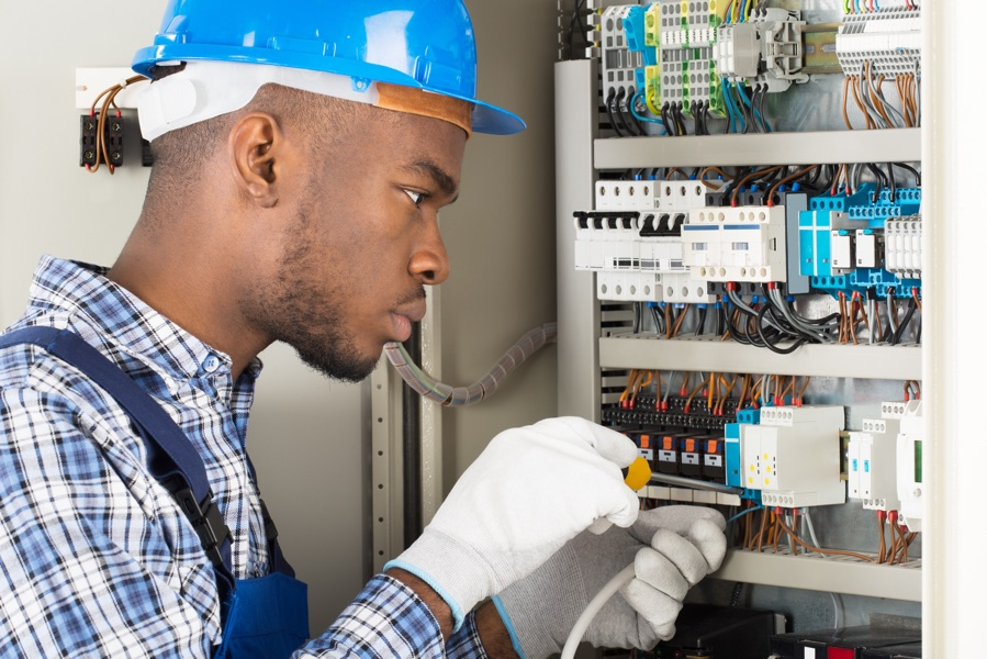 Electrical Learnership At Harmony Gold  for 2017