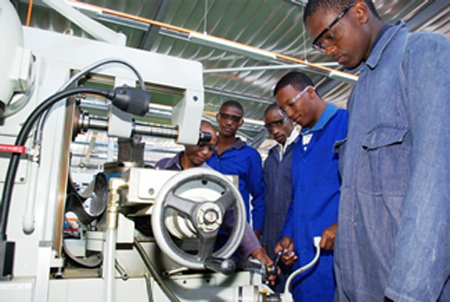 Millwright Apprenticeship Learnership For Grade 12 N3 In
