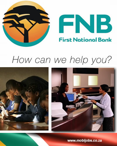 Fnb Bank Teller Kempton Park For