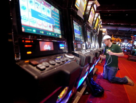 Slots technician vacancies how many numbers in european roulette