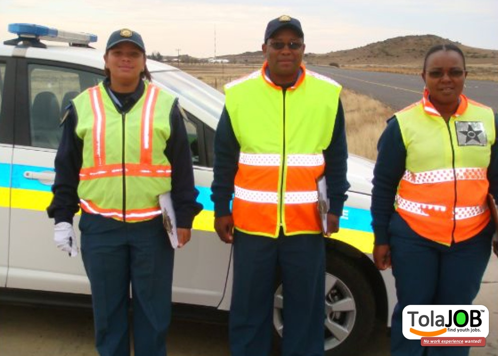 City of Cape Town Traffic Officer learnership or job training  for 2019