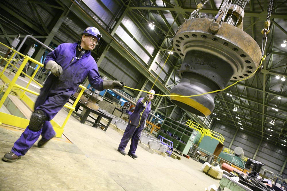 Astral Millwright Apprenticeships X 5 for 2015