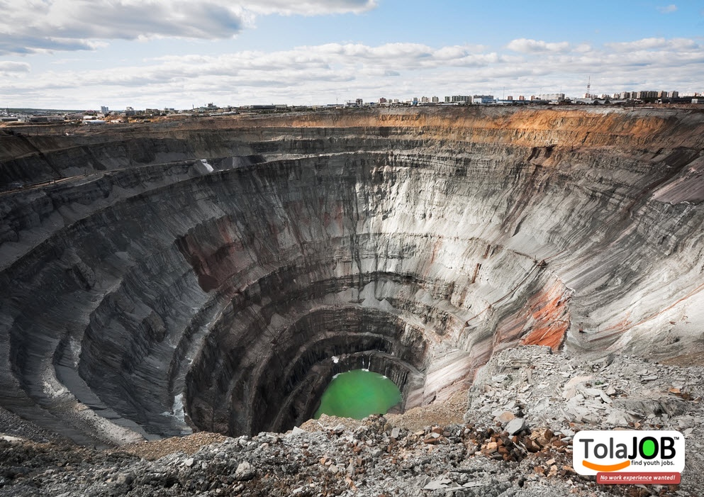 Fraser Alexander mining learnership or job-training for youth with N3/Grade 12 for 2019
