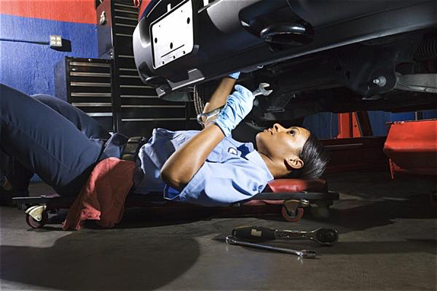 Toyota Car Mechanic Learnership For Matriculants