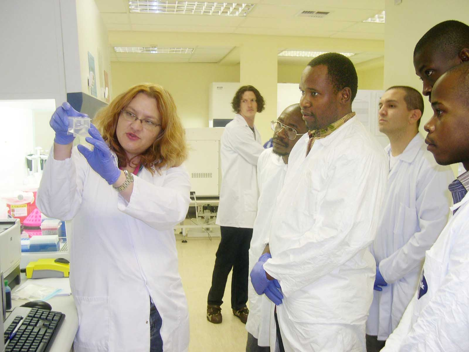 Laboratory Technicians Learnership (Matriculants)