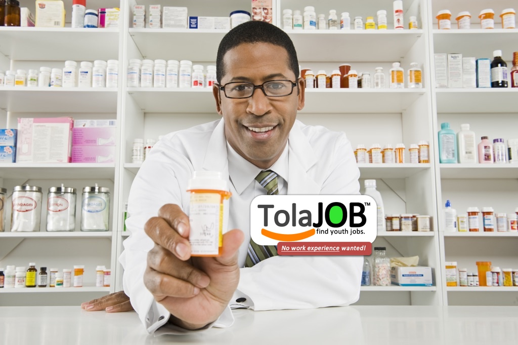 Are you unemployed? The Department of Health wants matriculants for Pharmacy Assistant job-training or learnerhip for 2018 for 2018
