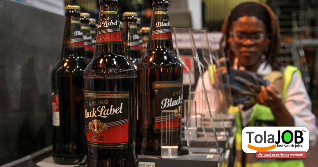 SAB Breweries invites unemployed matriculants or N3-N6 youth for packaging job-training or learnership in Port Elizabeth for 2018