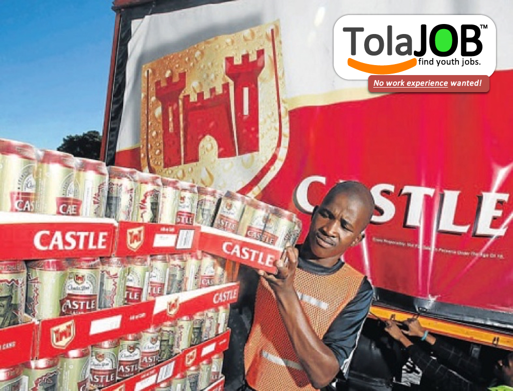 SAB Breweries invites unemployed matriculants or N3-N6 youth for packaging job-training or learnership in Eastern Cape for 2018