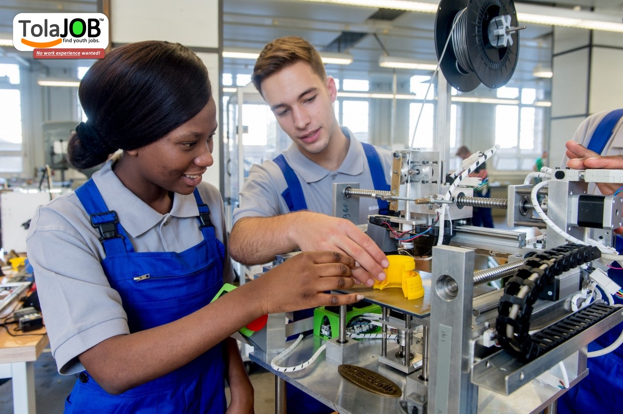 Train in Germany FREE! Siemens wants youth with N3-N6 or grade 12 for Electrical job-training for 2018