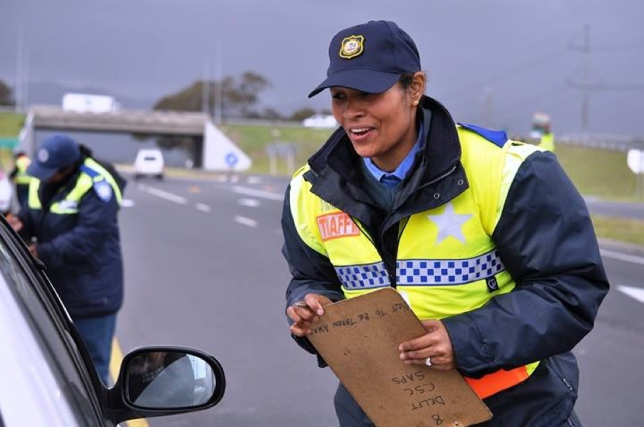 Traffic Officer Training For Matriculants In Mbombela