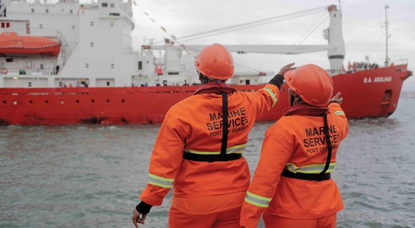 Transnet Wants Marine Shore Hands General Workers In KZN X11 for
