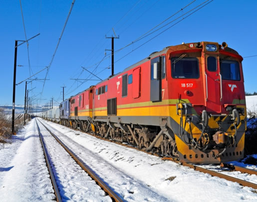 Image result for Transnet train