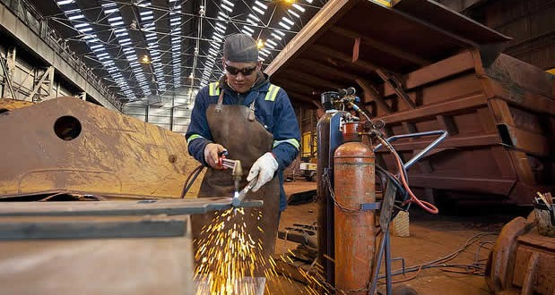 N2 & Grade 12 Youth Wanted Boilermaking At Harmony for 2016
