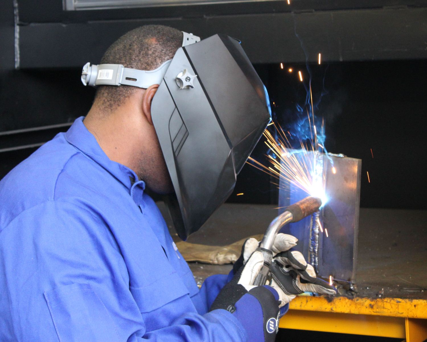 Correctional Services Welder Learnership for 2015